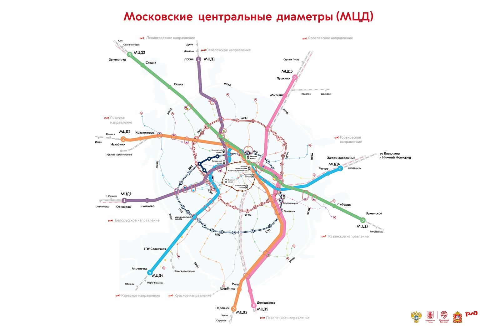 метро в Железнодорожном